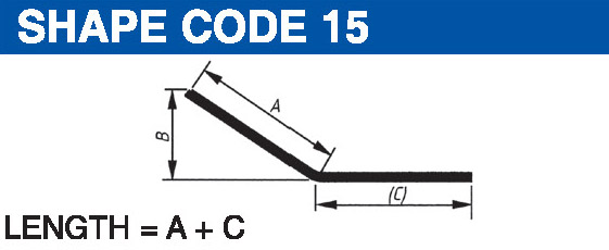 Shape codes 15