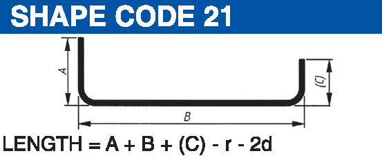 Shape codes 21