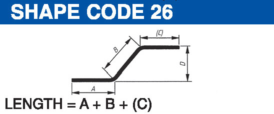 Shape codes 26